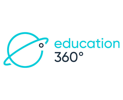 Logo education 360°